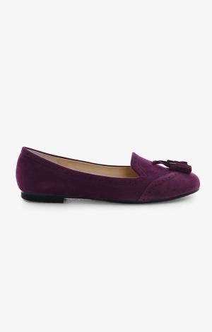 Балетки Фиолетовые Boomboots