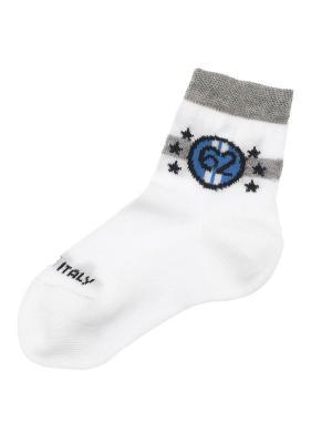 Носки длинные CHICCO. Цвет: белый