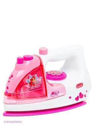 Утюг Winx Играем вместе. Цвет: розовый, белый
