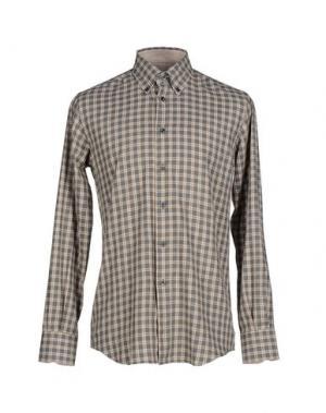 Pубашка QUEENSWAY. Цвет: серый