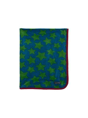 Одеяло двусторонее Villervalla. Цвет: зеленый
