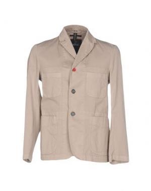Пиджак ADHOC. Цвет: песочный