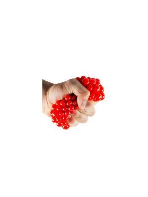 Стрессбол Жмяка - красный в оранжевый Neocube. Цвет: красный