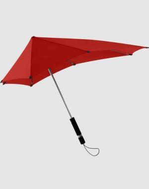 Зонт SENZUMBRELLA. Цвет: кирпично-красный