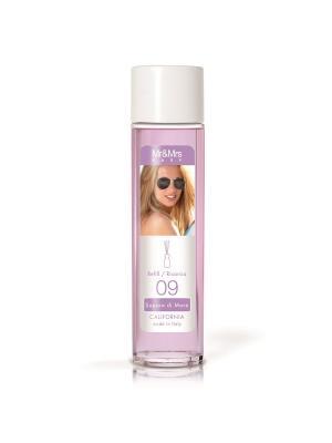 Наполнитель для диффузора 260 мл № 9  SAPORE DI MARE Mr&Mrs Fragrance. Цвет: розовый