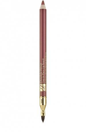 Устойчивый карандаш для губ оттенок Mocha Estée Lauder. Цвет: бесцветный