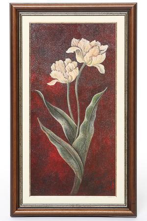 Постер Цветы F.A.L. Цвет: мультиколор