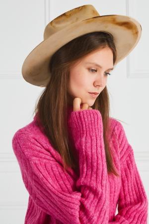 Фетровая шляпа Nick Fouquet. Цвет: коричневый