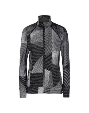 Куртка CASALL. Цвет: черный