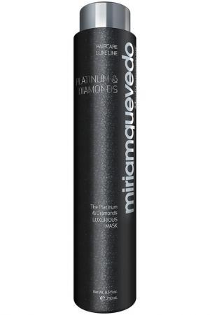 Маска-люкс для волос 250 мл MiriamQuevedo. Цвет: none