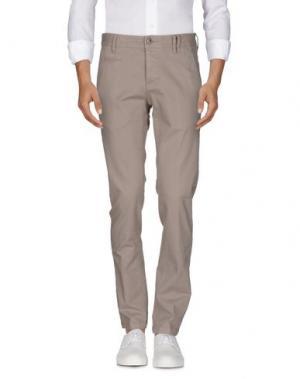 Джинсовые брюки AT.P.CO. Цвет: серый