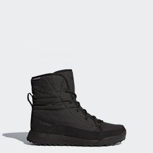 Сапоги TERREX Choleah Padded ClimaProof adidas. Цвет: черный