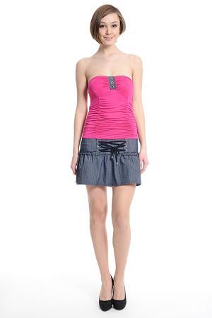 Платье Fashion Dress. Цвет: розовый