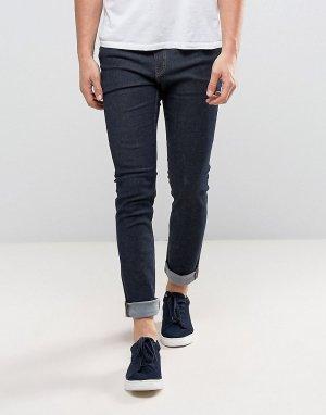 Облегающие синие джинсы скинни -Голубой Cheap Monday