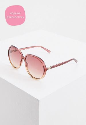 Очки солнцезащитные Givenchy GV 7180/S C9N. Цвет: розовый