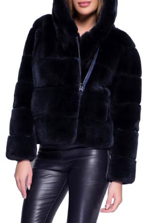 Fur jacket John&Yoko. Цвет: navy