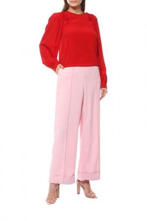 Блуза №21. Цвет: ягодный
