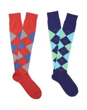 Короткие носки BURLINGTON. Цвет: фиолетовый
