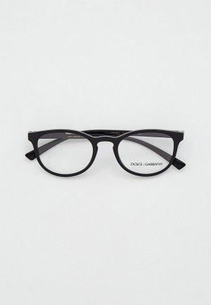 Оправа Dolce&Gabbana DG5063 2525. Цвет: черный