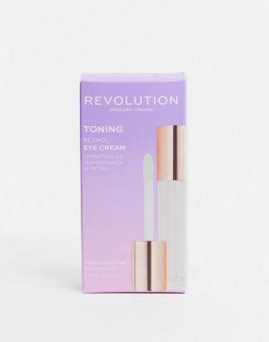 Тонизирующий крем для кожи вокруг глаз 9 мл Skincare-Бесцветный Revolution