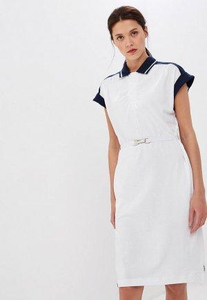 Платье Forward. Цвет: белый
