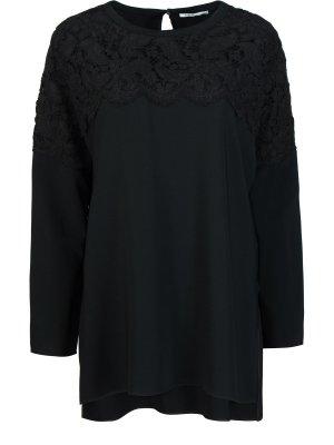 D1050Y Черный AGNONA. Цвет: черный