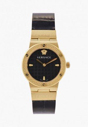 Часы Versace VEZ100221. Цвет: черный