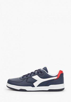 Кеды Diadora T3 M Sportswear. Цвет: синий