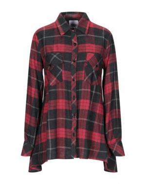 Pубашка ANNARITA N TWENTY 4H. Цвет: красный