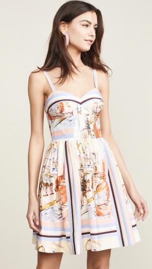 Champagne Dress Amanda Uprichard
