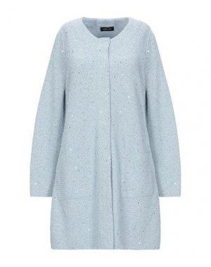 Легкое пальто ANNECLAIRE. Цвет: лазурный