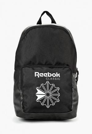 Рюкзак Reebok Classics CL Core Backpack. Цвет: черный