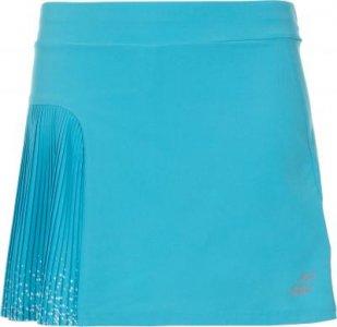Юбка-шорты для девочек Perf, размер 152-164 Babolat. Цвет: голубой