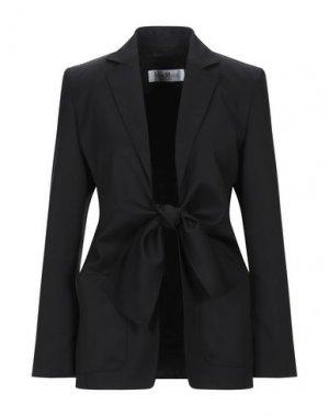 Пиджак MAX MARA. Цвет: черный