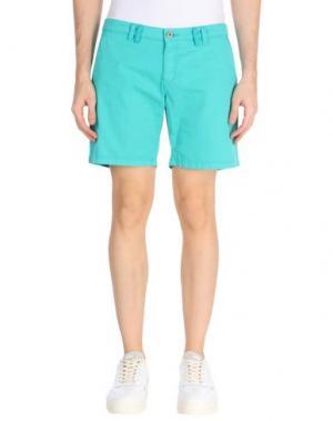 Повседневные шорты GAASTRA. Цвет: зеленый