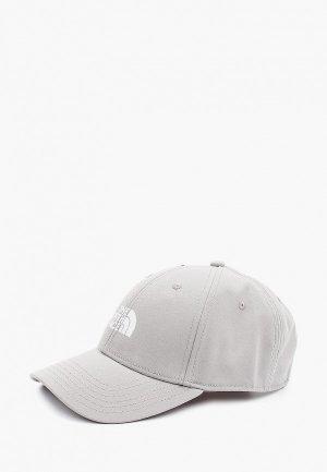Бейсболка The North Face RCYD 66 CLASSIC HAT. Цвет: серый