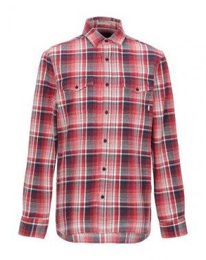 Pубашка ALTAMONT. Цвет: красный