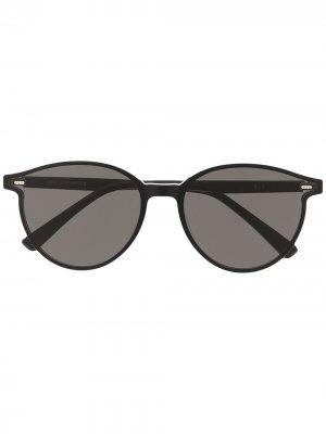 Солнцезащитные очки Slo 01 Gentle Monster. Цвет: черный