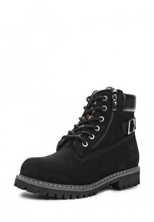 Ботинки Excavator EX905AWWIX82. Цвет: черный