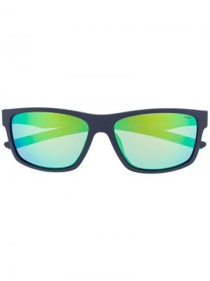 Солнцезащитные очки в прямоугольной оправе Fila
