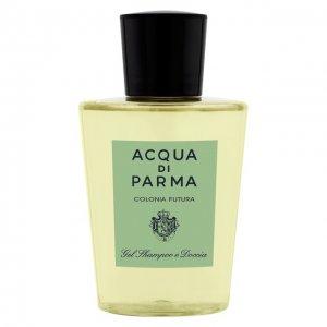 Шампунь для волос и тела Colonia Futura Acqua di Parma. Цвет: бесцветный