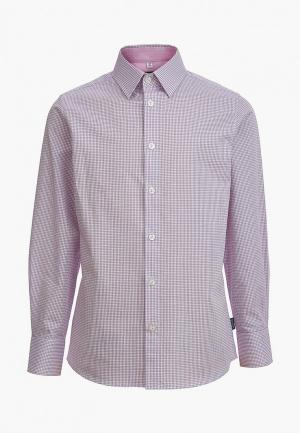 Рубашка Gulliver. Цвет: фиолетовый