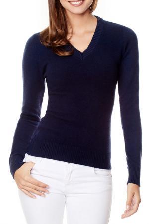 Пуловер Vincenzo Boretti. Цвет: dark blue