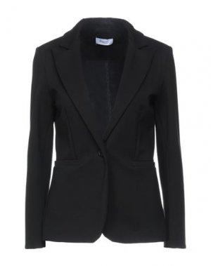 Пиджак HOPPER. Цвет: черный