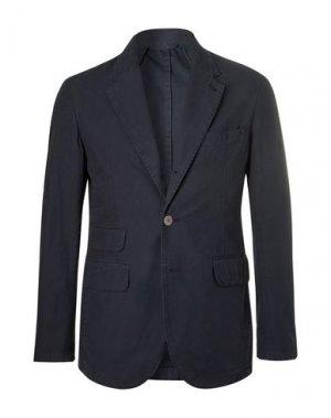Пиджак MAN 1924. Цвет: темно-синий