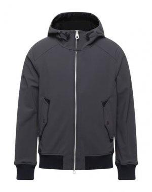 Куртка HISTORIC. Цвет: серый