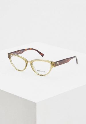 Оправа Versace VE3267 5293. Цвет: коричневый