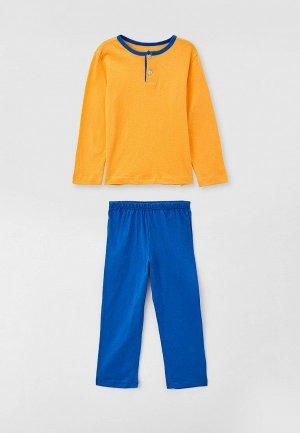 Пижама Айас. Цвет: разноцветный