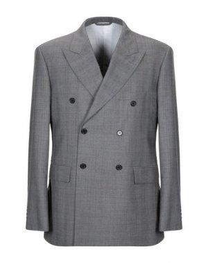 Пиджак CALVIN KLEIN 205W39NYC. Цвет: серый