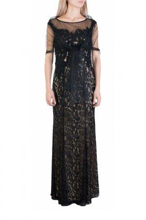 Платье MIKAEL. Цвет: черный